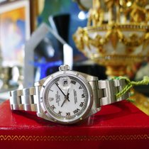 Rolex Ladies Datejust Stainless Steel Watch 79190 Y Serial...