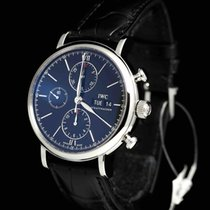 IWC Portofino Chronograph UNWORN in Seals Full Set