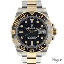 Rolex GMT-Master II Rolesor / LN