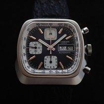 Raymond Gigon Genève Vintage Valjoux 7750 Chronograph NOS