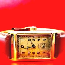 H.Moser & Cie. Prima Vintage Art Deco 16J Rectangular...