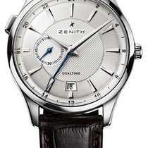 Zenith Elite Dual Time 03.2130.682/02.C498