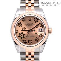 Rolex DATEJUST 31MM STEEL GOLD PINK  NUOVO/NEW