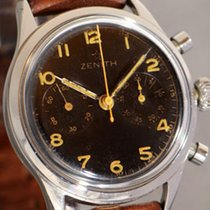 Zenith Antimagnetic  Vintage Military Chronograph Caliber 146-3