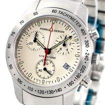 Porsche Design P10 Chronograph 33.40 Quarz Stahl Ref.6604.41