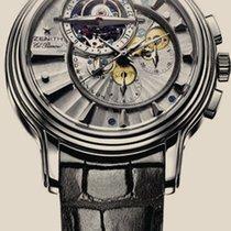 Zenith Academy Tourbillon Chronograph Concept