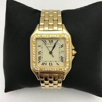 Cartier Panther Diamond Bezel