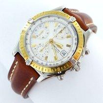 Breitling Chronomat Automatik Herrenuhr Stahl/gold Ref. D13352...