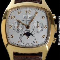 Patek Philippe 5020 18k Rose Perpetual Calendar Chronograph...