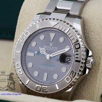 Rolex Yacht-Master 268622  Box & Swiss Papers NEW Juli...