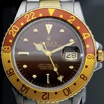 "Rolex GMT-Master 16753  ""Tiger Eye""Root Beer/ Nipple-..."