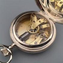 Isaac Grasset patent pocket watch