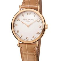 Patek Philippe Calatrava Ultra-Thin Rose Gold Ladies Watch