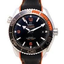 歐米茄 (Omega) Seamaster Stainless Steel Black Automatic 215.32.4...