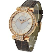 Chopard 384221-5002 Imperiale 36mm Rose Gold with Diamond...