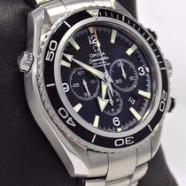 Omega Seamaster Planet Ocean 45mm Triple Chronograph Watch...