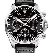 Hamilton Khaki Pilot Automatik Chronograph H64666735