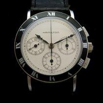Hamilton Lemania Mechanical Small Chronograph