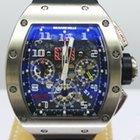 Richard Mille RM011 AH WG Felipe Massa White Gold