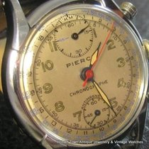 Breitling Beaten by PIERCE Chronograph RARE Long Play TOP END...