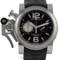 Graham Chronofighter Oversize Ref. 20VASB07A