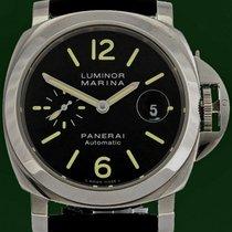 Πανερέ (Panerai) Luminor PAM104 Marina 44mm Automatic Date...