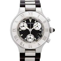 Cartier Chronoscaph 21 w10172t2