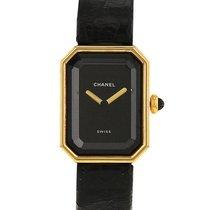 Chanel Première en or jaune