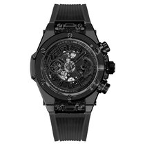 Hublot 411.JB.4901.RT Big Bang Unico All Black Sapphire - On...