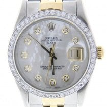 Rolex Date Automatic-self-wind Mens Watch 15053