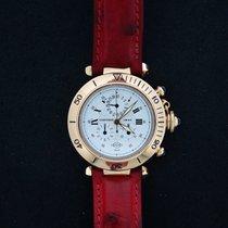 Cartier Pasha chrono Q 35mm