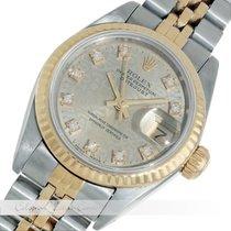 Rolex Datejust Stahl / Gelbgold 69173