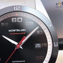Montblanc Timewalker Date Automatic Ceramic 41mm Steel Black...
