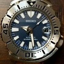 Seiko Prospex Diver Scuba Blue Ocean SZSC003 (NEW, Limited Model)