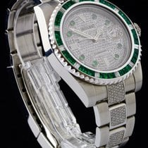 Rolex Submariner Diamond Emerald
