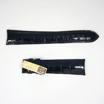 Chopard Crocodile Strap  19/16 Black
