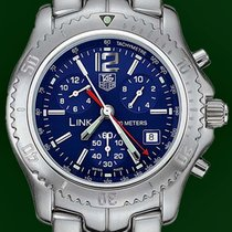 Ταγκ Χόιερ (TAG Heuer) Link 42mm Chronograph 200M Stainless...