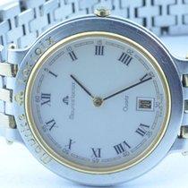 艾美 (Maurice Lacroix) Herren Uhr 34mm Stahl/gold Quartz Rar 5...
