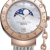 Charriol St Tropez Moonphase ST35CP.560.010