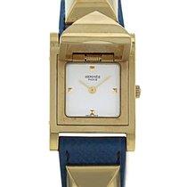 Hermès Médor en plaqué or Vers 2000