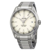 Omega Aqua Terra Silver Dial Automatic Mens Watch 231.10.42.21...