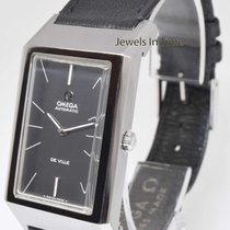 Omega De Ville Vintage Steel 24J Automatic Large Mens Watch...