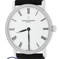 Vacheron Constantin Patrimony Ultra Thin 18K White Gold...