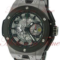 "Hublot Big Bang Unico Ferrari ""Dubai U.A.E."" 45.5mm,..."