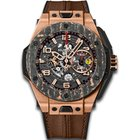 Hublot Big Bang Ferrari King Gold Carbon