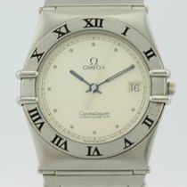 Omega Constellation Chronometer Quartz Steel