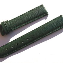 Zenith Leather Band Strap Green 18 Mm 73/113 New Z18-02