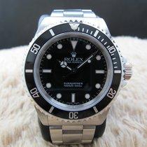勞力士 (Rolex) SUBMARINER 14060 Black Dial Black Bezel