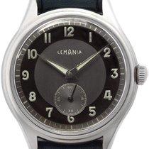 雷玛尼亚 (Lemania) Mans Wristwatch