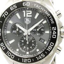 TAG Heuer Formula 1 Chronograph Steel Quartz Watch Caz1111...